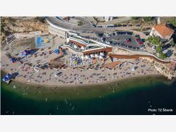 Banj Brodarica Plaža