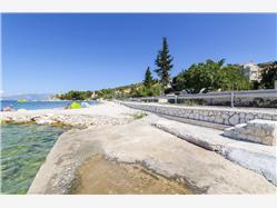 Sv. Križ Misevac (Ciovo) Plaža