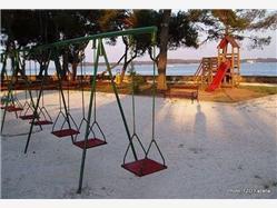 Južna plaža (Dječje igralište) Puntizela (Pula) Plaža