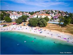 Pješčana uvala Liznjan Plaža