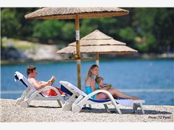 Brulo Funtana (Porec) Plaža