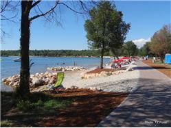 Materada Sjever Novigrad Plaža