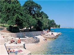 Oliva Funtana (Porec) Plaža