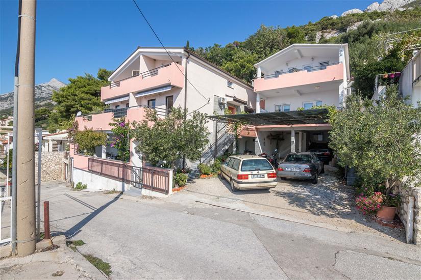 Apartmanok Galic
