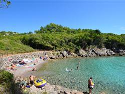 Redagara Silo - Krk sziget Plaža