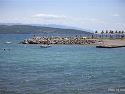 Ježevac Silo - Krk sziget Plaža