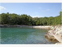 Jert Cres - ostrov Cres Plaža