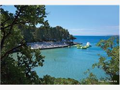Dražica Punat - wyspa Krk Plaža