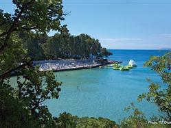 Dražica Baska - Krk sziget Plaža