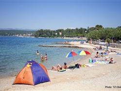 Rova Dramalj (Crikvenica) Plaža