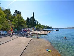 Stran Silo - Krk sziget Plaža
