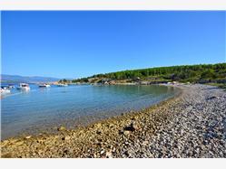 Murvenica Soline - ostrov Krk Plaža