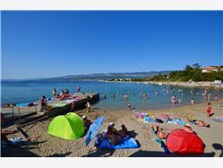 Pećine Silo - Krk sziget Plaža