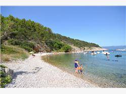 Nuluk Vrbnik - otok Krk Plaža