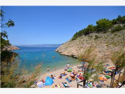 Kozica Vrbnik - otok Krk Plaža