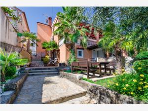 Appartements Ester Funtana (Porec), Superficie 22,00 m2, Distance (vol d'oiseau) jusqu'au centre ville 300 m