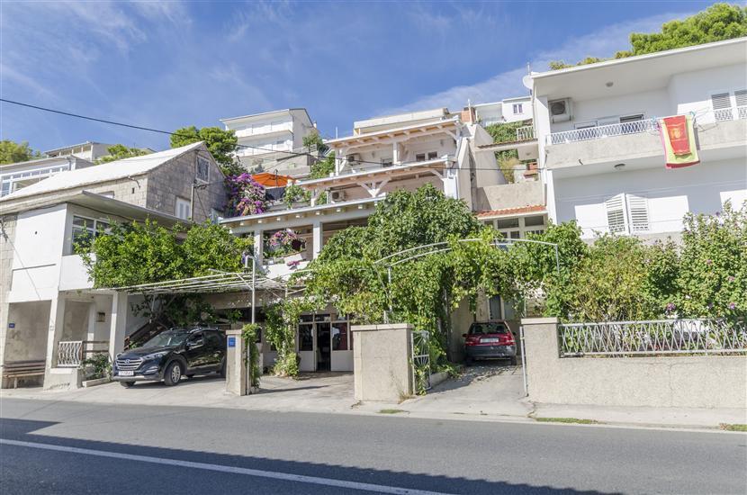 Апартаменты Žanet