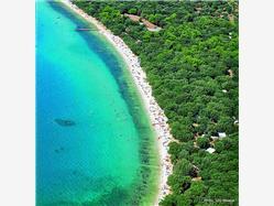 Straško Mandre - island Pag Plaža