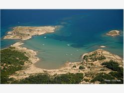 Ciganka Lopar - île de Rab Plaža