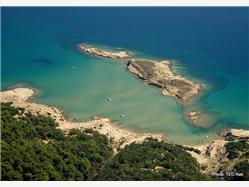 Stolac Rab - ostrov Rab Plaža