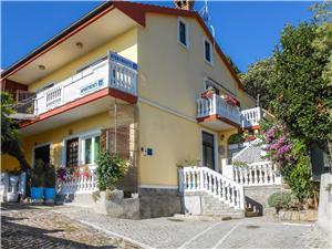 Appartamenti Vladislav Abbazia (Opatija), Dimensioni 45,00 m2, Distanza aerea dal centro città 800 m