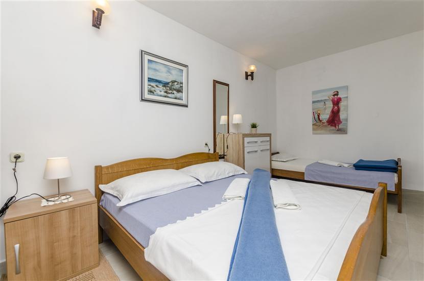 Apartmá A2, pro 3 osoby