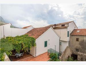 Appartementen Anka Zaostrog (Makarska), Kwadratuur 25,00 m2, Lucht afstand tot de zee 30 m, Lucht afstand naar het centrum 100 m
