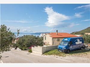 Apartments Josip Makarska, Size 35.00 m2