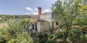 Dom - Splitska - wyspa Brac