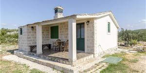Hiša - Splitska - otok Brac