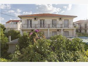 Apartmani i Sobe Slavica , Kvadratura 16,00 m2, Zračna udaljenost od mora 200 m, Zračna udaljenost od centra mjesta 700 m