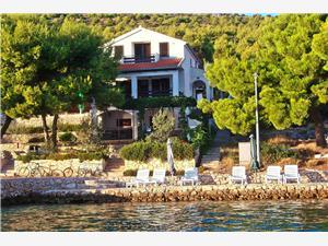 Appartements Aneta Les îles de Dalmatie du Nord, Superficie 22,00 m2, Distance (vol d'oiseau) jusque la mer 10 m