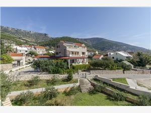 Ferienwohnungen und Zimmer LEA Bol - Insel Brac, Größe 60,00 m2, Luftlinie bis zum Meer 150 m, Entfernung vom Ortszentrum (Luftlinie) 200 m