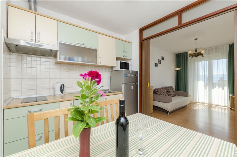 Appartamento A1, per 5 persone