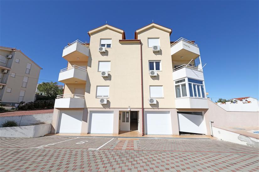 Apartmaj Giordana