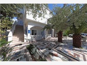 Апартаменты Tonći Gligora Mandre - ostrov Pag, квадратура 25,00 m2, Воздух расстояние до центра города 200 m