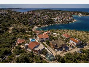 Accommodation with pool Sibenik Riviera,Book Chiara From 280 €