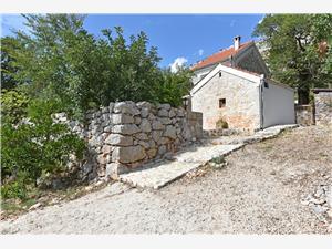 Maison Božica Starigrad Paklenica, Superficie 46,00 m2, Distance (vol d'oiseau) jusqu'au centre ville 900 m