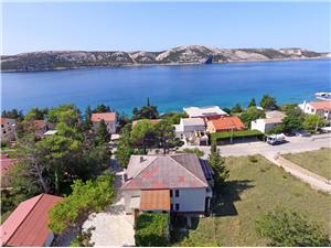 Апартаменты Ivan Stara Novalja - ostrov Pag, квадратура 55,00 m2, Воздуха удалённость от моря 200 m, Воздух расстояние до центра города 200 m