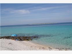 Veli Žal Brgulje - ostrov Molat Plaža