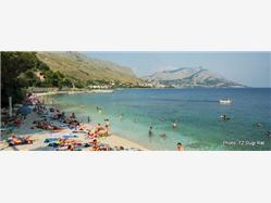 Glavica Sumpetar (Omis) Plaža