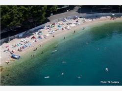 Punta Sutikle Zivogosce Plaža
