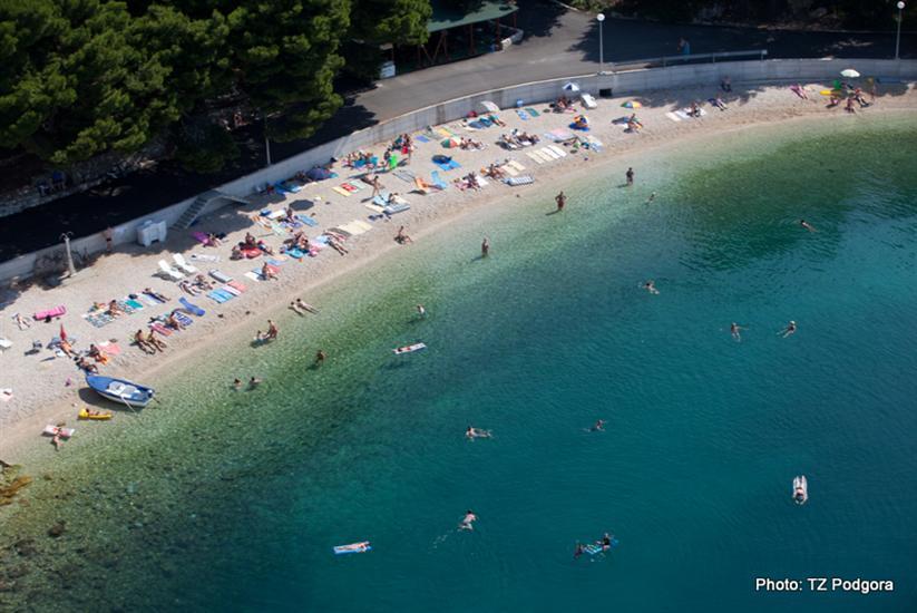 Punta Sutikle-Podgora (Makarska)