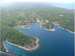 Basina Vrboska - ön Hvar Plaža