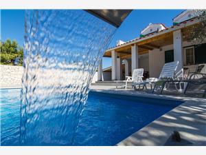 Privat boende med pool Split och Trogirs Riviera,Boka Vesa Från 2840 SEK