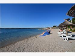 Dunat Punat - otok Krk Plaža