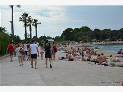 Lokunje Stara Novalja - Pag sziget Plaža