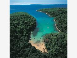 Čifnata Lopar - island Rab Plaža