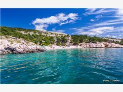 Storišće Baska - ostrov Krk Plaža