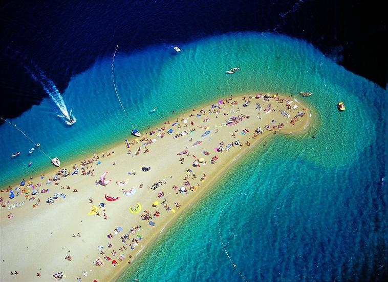 Zlatni Rat-Bol (otok Brač)